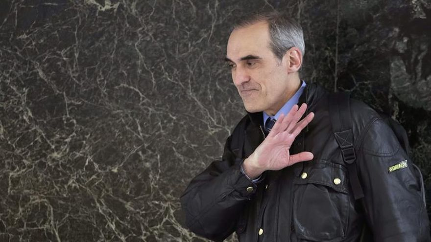 El fiscal jefe de Anticorrupción, Alejandro Luzón.