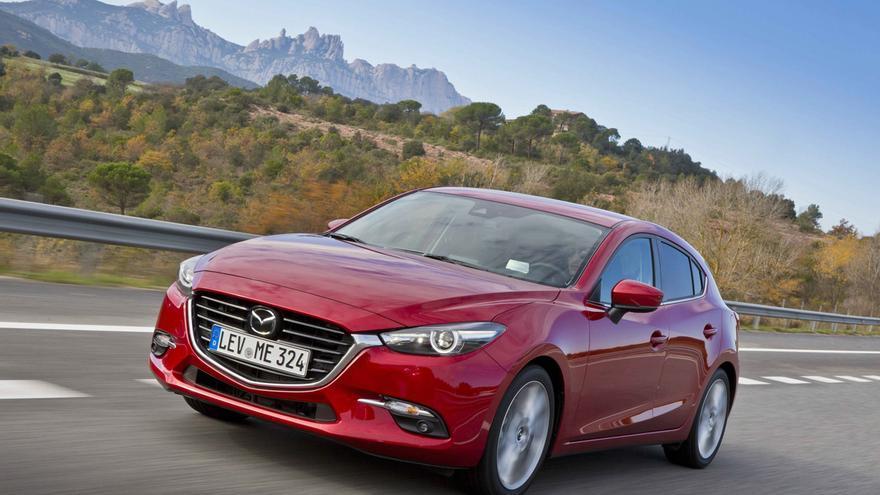 Los nuevos motores Skyactiv-X se incorporarán a la gama de Mazda en 2019.