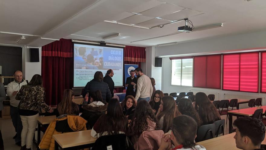 Ciclo de Diálogo Ciudadano de Motilla del Palancar, Cuenca