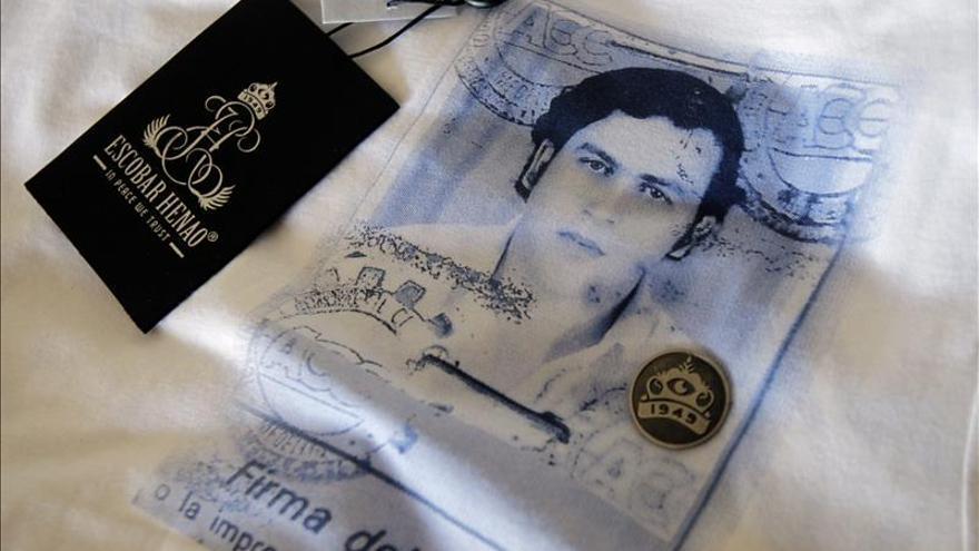 El hijo de Pablo Escobar revela en un libro el alma criminal de su padre