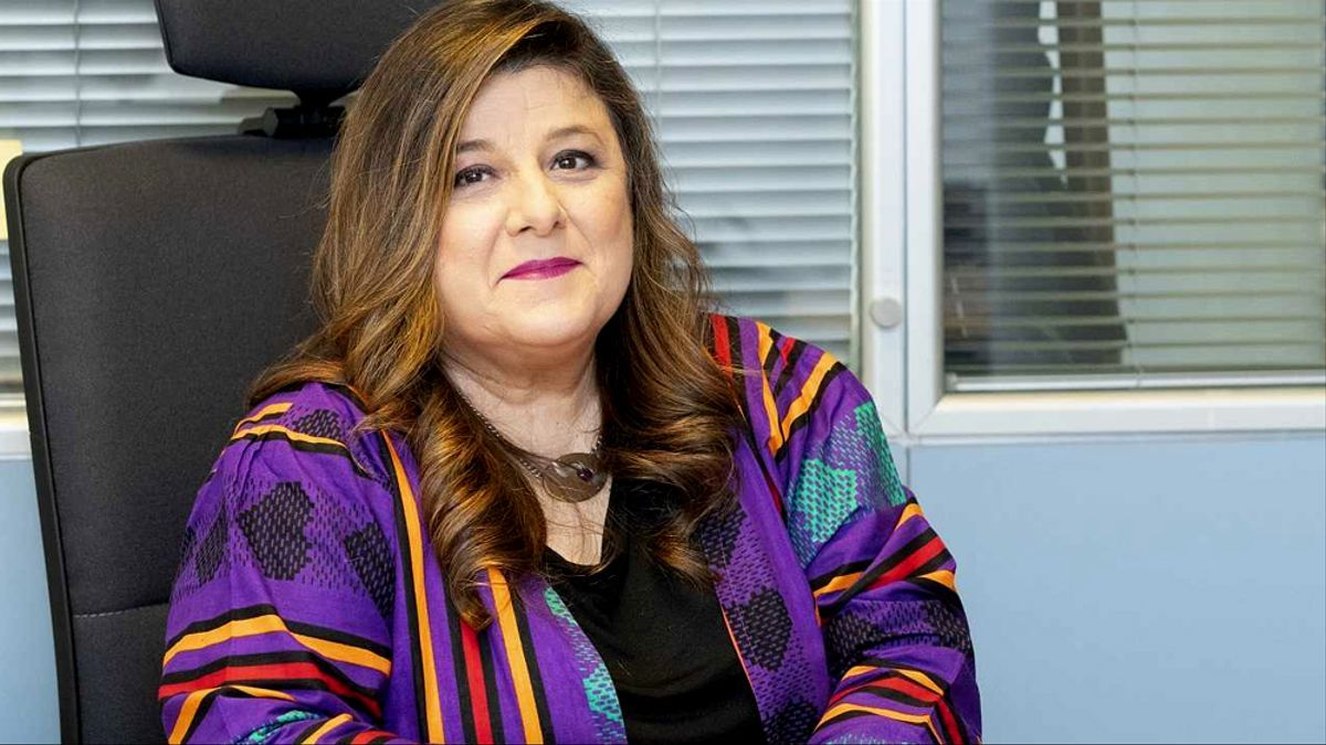 Pilar Requena, en una imagen de archivo