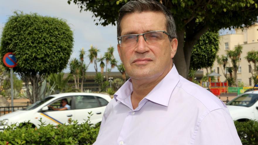 El primer teniente de alcalde de Las Palmas de Gran Canaria, Javier Doreste (Podemos)