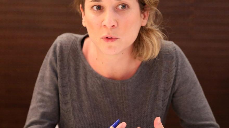 IU lleva al Parlamento europeo el proyecto del puerto deportivo de San Vicente