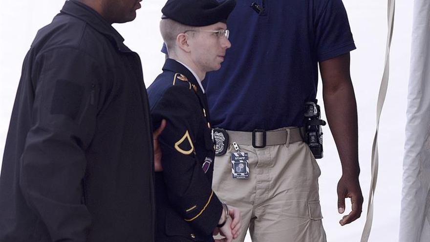 Manning logra una operación de cambio de sexo con una huelga de hambre en un penal militar