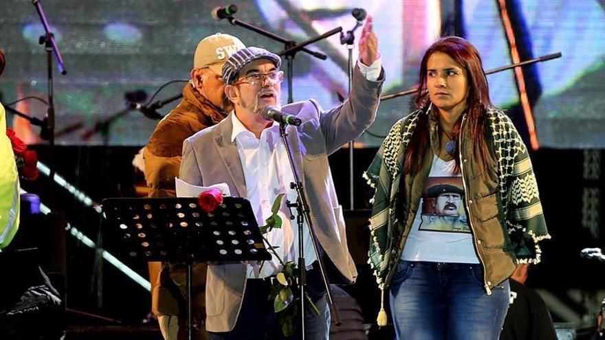 La autoridad electoral colombiana autoriza el registro del partido de las FARC