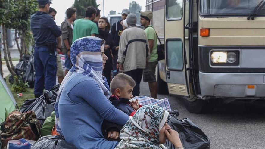 Grecia se convierte en destino final para la mayoría de refugiados atrapados