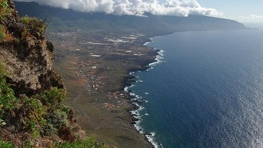 Valle Del Golfo, En La Isla De El Hierro