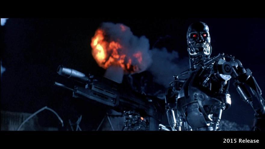 'Terminator 2' ha sido una influyente película sobre el miedo a la inteligencia artificial