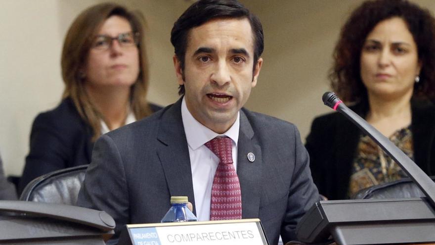 José Manuel Rey Varela, conselleiro de Política Social
