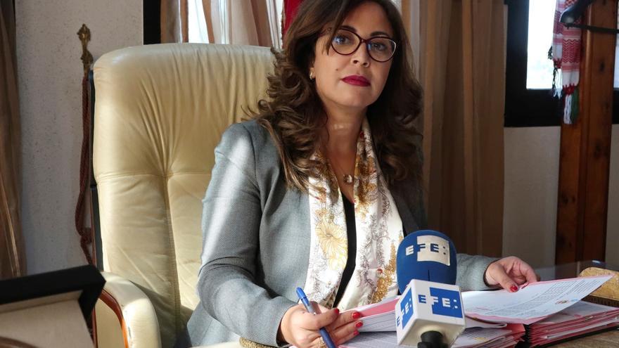 """Ghlalou, primera alcaldesa de Rabat: """"La mujer marroquí rechaza el fracaso"""""""