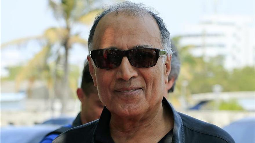 """Kiarostami sostiene  en Barcelona que """"las huellas dactilares de los cineastas se van desdibujando"""""""