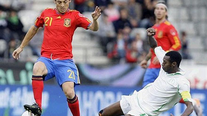 De la Selección española #10