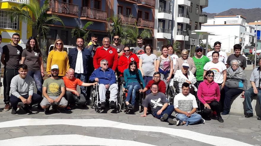 En la imagen, los participantes en el proyecto.
