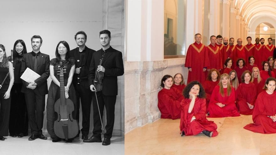La Academia de Música Antigua de Cantabria y la Camerata de la UC se unen para interpretar 'La Creación' de Haydn