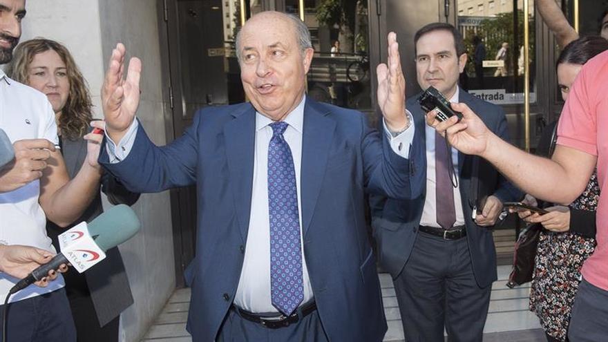 Exalcalde de Granada declara en el juzgado sobre la Casa Ágreda