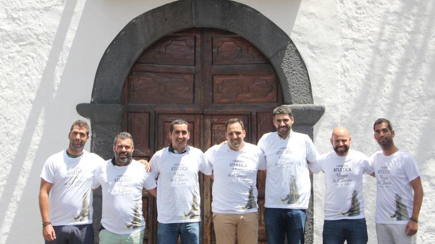 Algunas autoridades de Breña Baja y Breña Alta participarán en la ofrenda.
