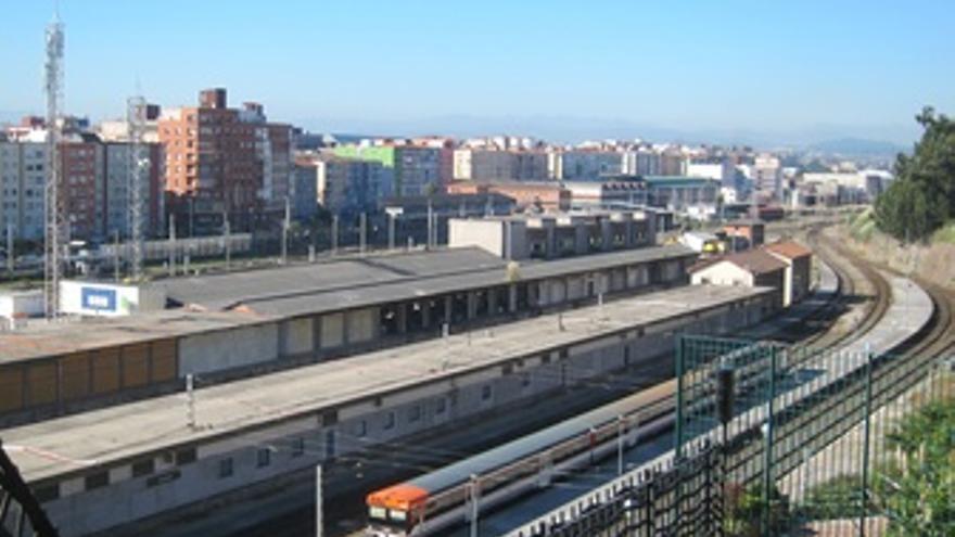 Trenes, Renfe, Estación De Santander