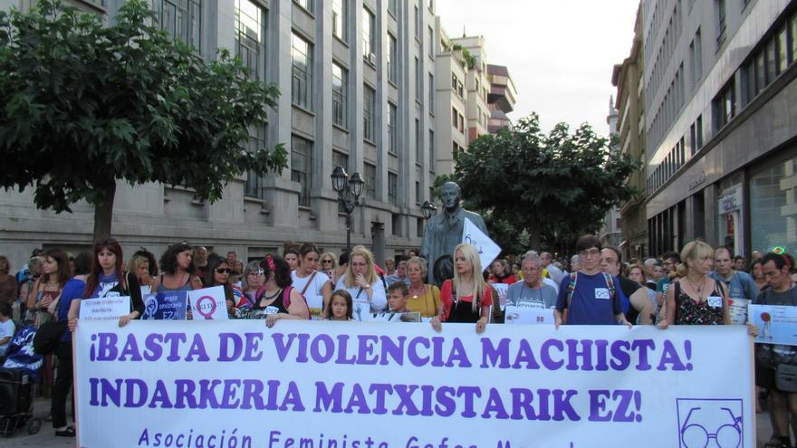 Euskadi contabiliza 1.402 mujeres víctimas de género en el segundo trimestre, una tasa de 12,4 por cada 10.000