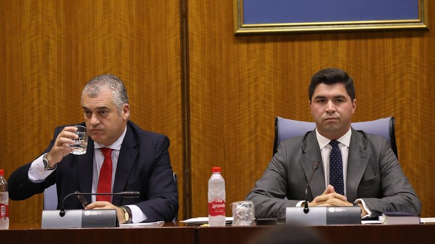 """Carnero abandona la comisión de la Faffe tras denunciar que es un """"circo"""" y un """"espectáculo"""""""