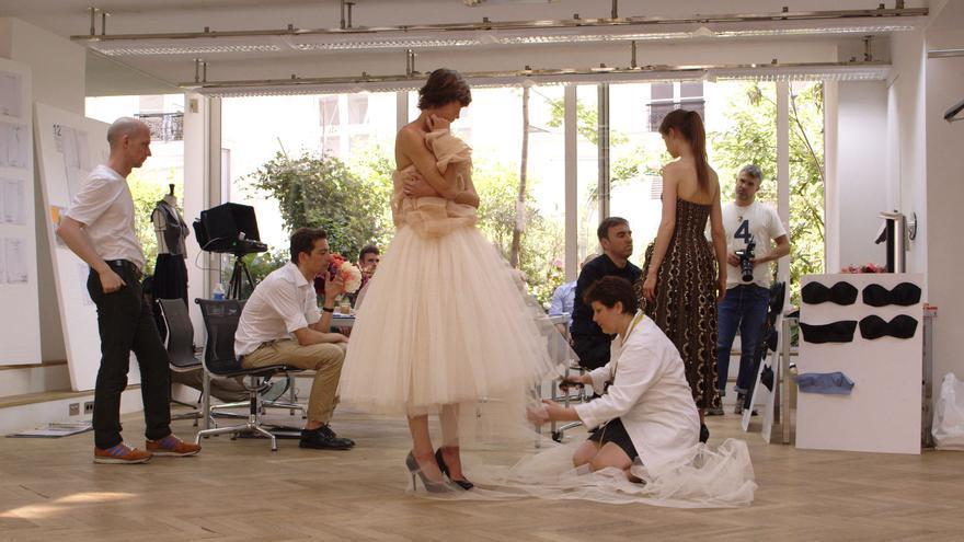 Imagen de la película Dior and I de Frédéric Tcheng (2014)