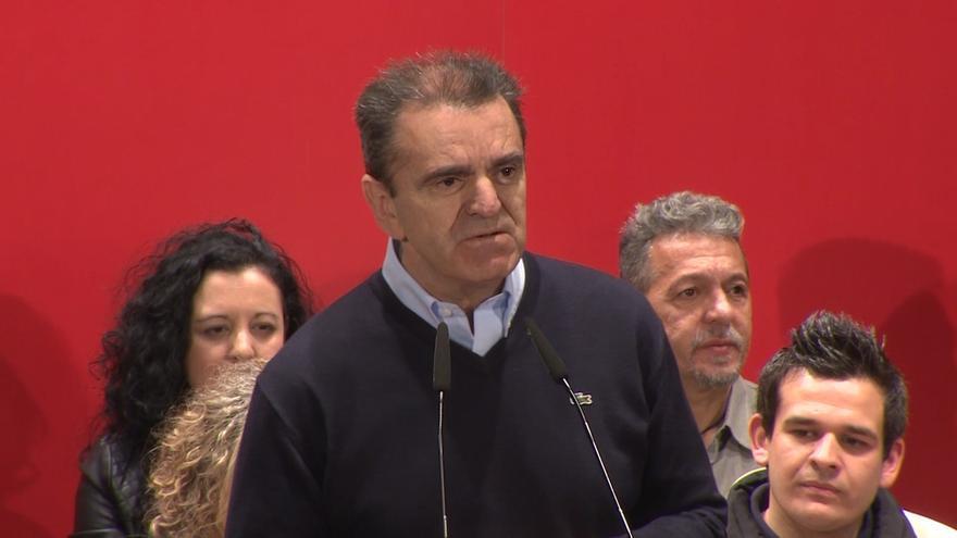 """Franco ve a Marlaska como """"un magnífico candidato"""" para Madrid, pero avisa: hay otras opciones y decidirá la militancia"""
