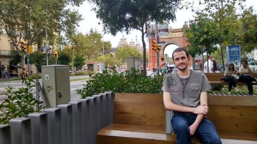 Francisco Garrobo, huelguista del 14 N en Barcelona al que le piden cuatro años de cárcel