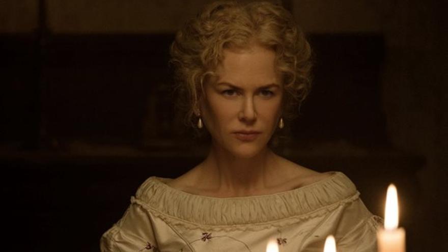 Nicole Kidman en 'The Beguiled'