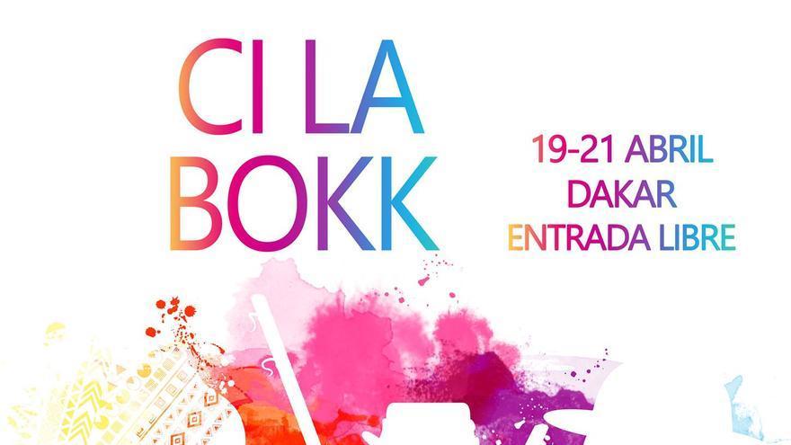Cartel del festival Ci la bokk.