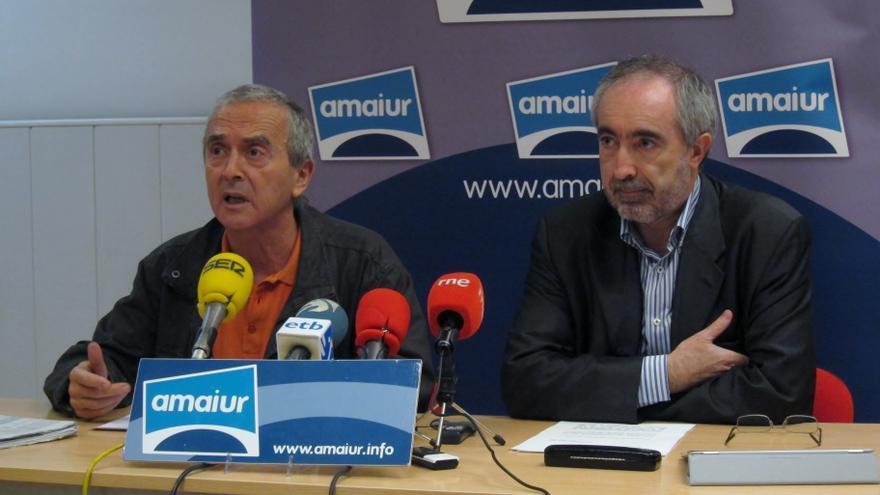 """Amaiur cree que los PGE para 2013 son """"una aberración"""" y reafirman la necesidad de autodeterminación"""