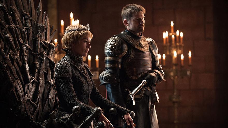 Cersei y Jaime Lannister en la séptima temporada de 'Juego de Tronos'