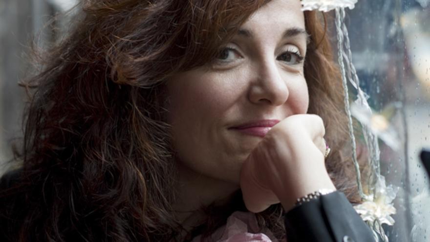 Elvira Lindo. Foto: Patricia González Cámpora. Fulgencio Pimentel.