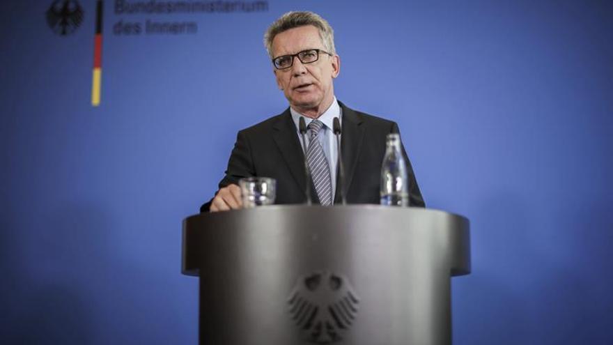 Ministro alemán asegura que no se repetirá el caos de Nochevieja de 2015
