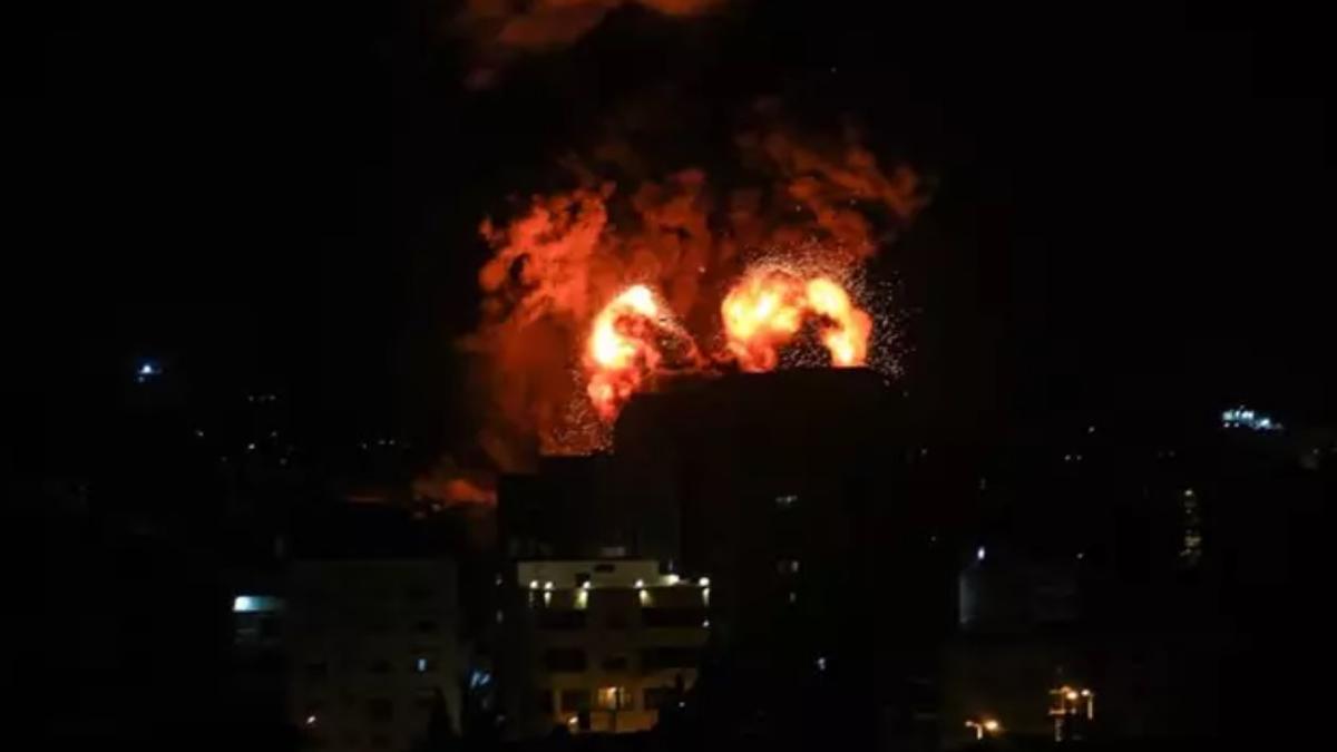Es hasta el momento la ronda de ataques de mayor impacto del Ejército israelí.