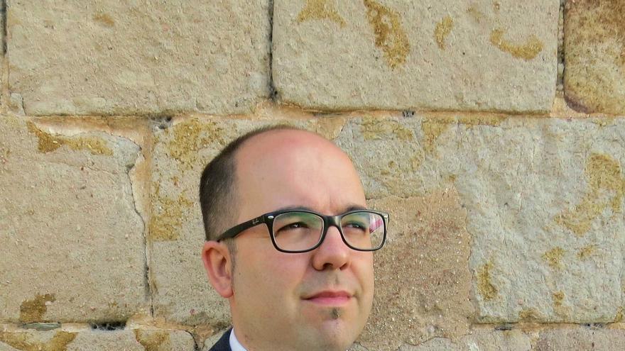 José María Sadia, periodista y autor de 'El último claustro: los enigmas del caso Palamós'
