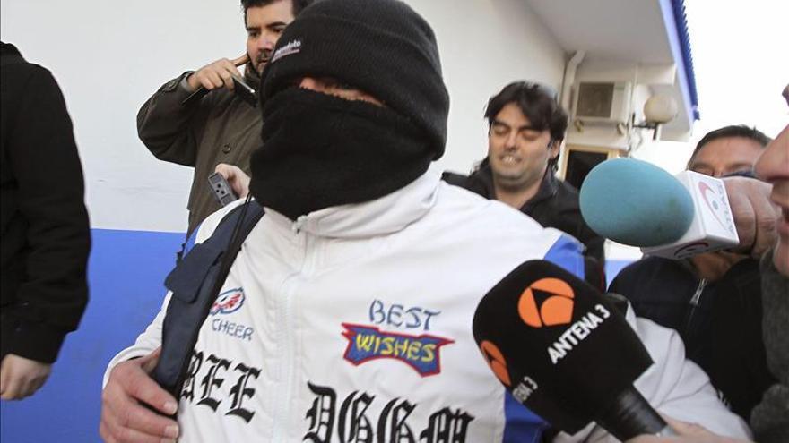 Salió de prisión un condenado por asesinato de tres niñas en España