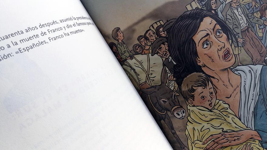 '¿Qué fue la guerra civil? Nuestra historia explicada a los jóvenes', de Silvia Casado y Carlos Fernández.