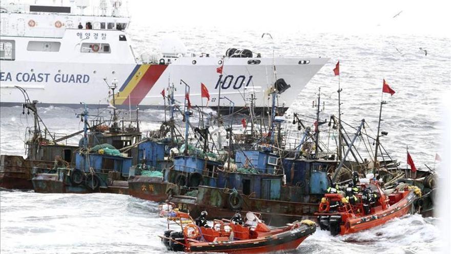 Corea del Sur pierde 1.000 millones de euros al año por la pesca ilegal china