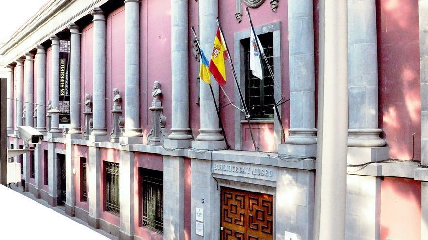 Museo de Bellas Artes de Santa Cruz de Tenerife.