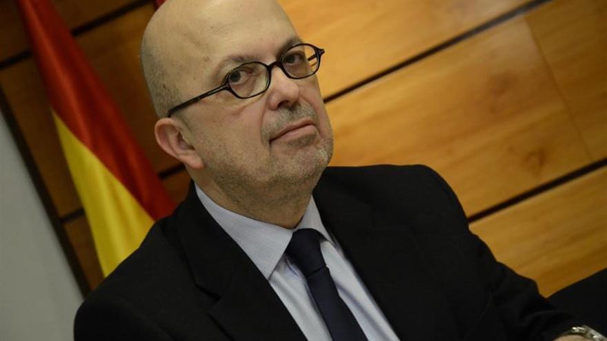 Nacho Villa, director de RTVCM / Foto: Europa Press