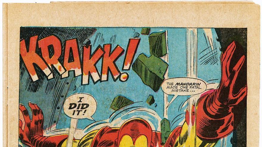 8e6fb8828304 La era Marvel 1961-1978', cuando los superhéroes aún eran de papel