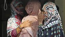El trabajo doméstico en condiciones de esclavitud es habitual entre menores en Pakistán.