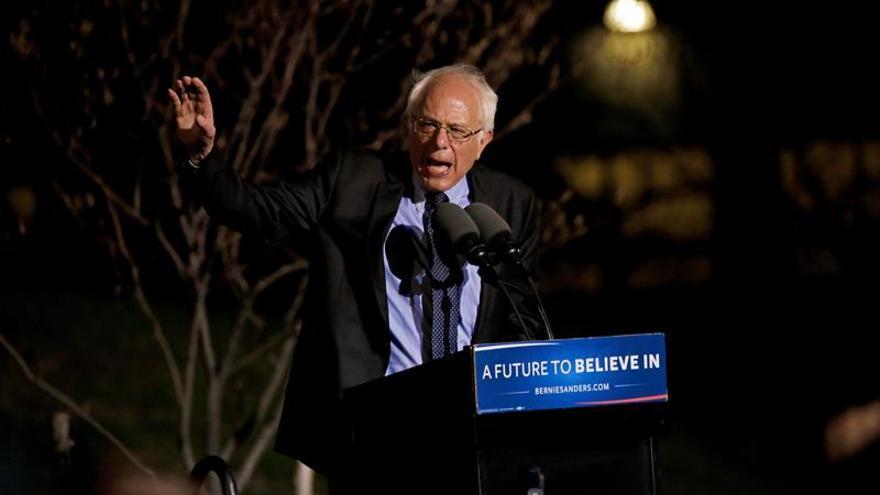 Bernie Sanders gana a Clinton en los caucus demócratas de Wyoming