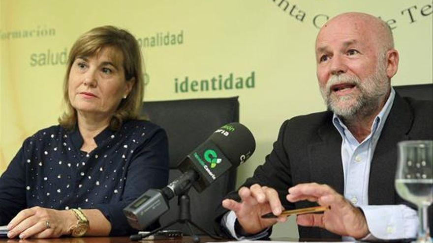 Carmen Rosa Rodríguez y Luis Ortigosa