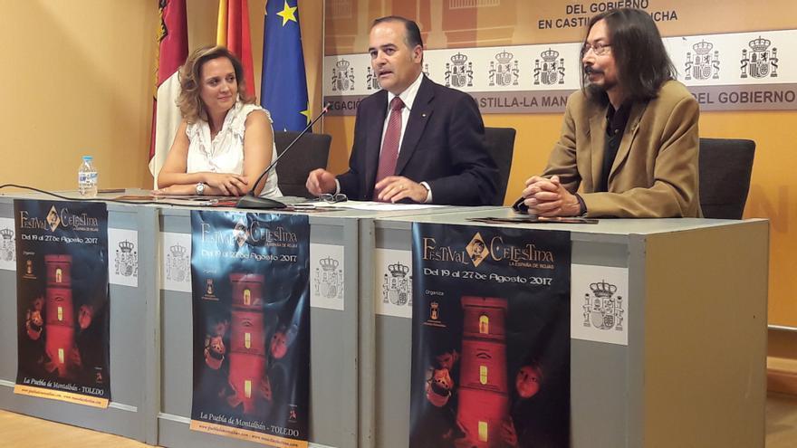 Presentación de la 19ª edición del Festival Celestina