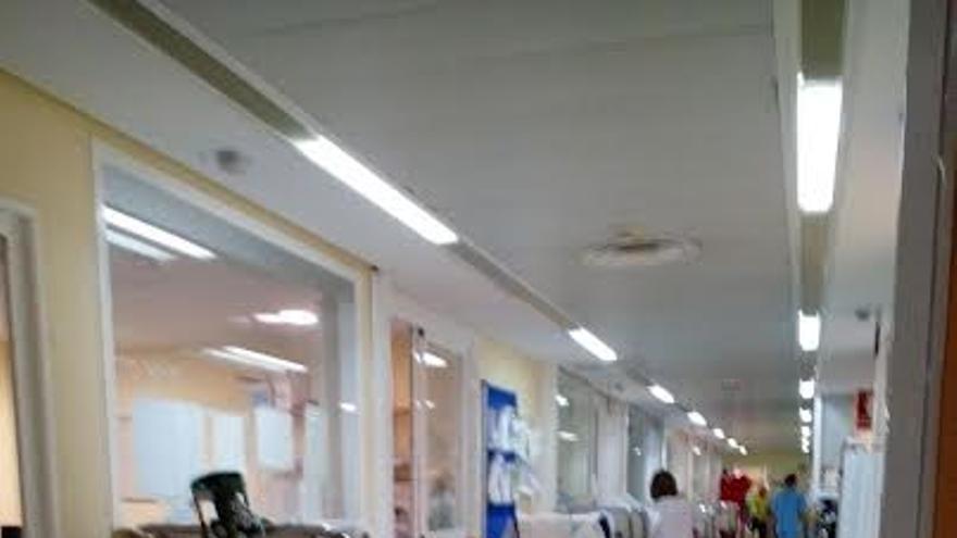 Hospital 'Virgen de la Salud', Toledo, 8/1/15
