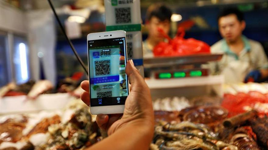La app de pago Alipay, la marca mejor valorada por los consumidores chinos