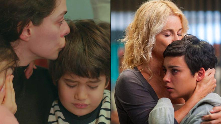 'Mujer' de Antena 3 vs 'Madres' de Telecinco
