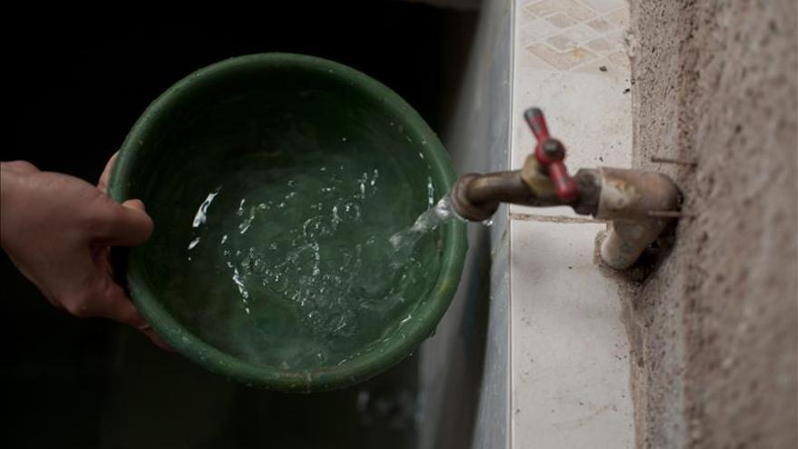 Unas 2.500 millones de personas no tienen acceso a servicios de saneamiento