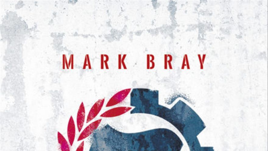 Portada del libro 'Antifa', de Mark Bray.