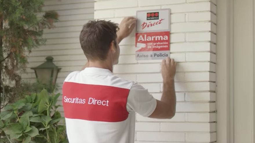 Anuncio de Securitas Direct. (Youtube)